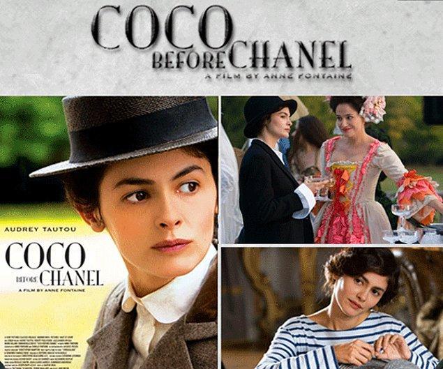 Chanel'in hayatı 2009 yılında sinema perdesine yansıdı. Başrolde ise birçok kişinin çok sevdiği Audrey Tautou vardı...