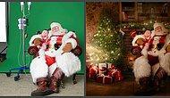 Как устроить сказку на Рождество: Фотографы организовывают фотосессию для больных детей