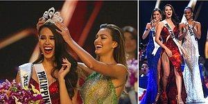 Победительница конкурса Мисс Вселенная 2018 и головокружительная филиппинская красотка Катриона Грэй