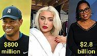 The Top 10 Richest Celebrities In America!