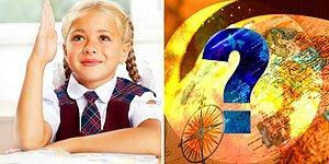 Тест по географии: Если вы не сможете дать ответ на 10 вопросов из 12, то как вы вообще учились в школе?