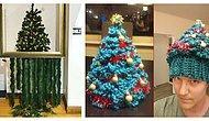 23 необычные новогодние ёлки, оригинальному дизайну которых можно только позавидовать