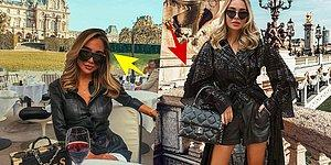 Instagram Star Caught Photoshop Herself To Paris And Became Laughingstock!