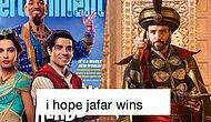 Images From Aladdin Remake Are Here And People Can't Stop Talking About Hot Jafar!