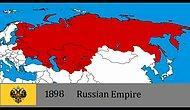 История за 5 минут: Как менялась территориальная граница России за 1000 лет