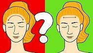 Тест: что о характере может поведать ваша форма лба?