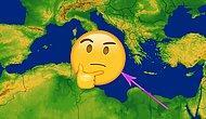 Тест: Вы точно не пинали балду на уроках географии, если узнаете все эти моря по их очертаниям :)