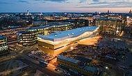 В Финляндии открыта публичная библиотека стоимостью 98 млн евро