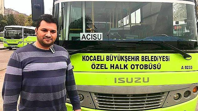 Ama işte burası Türkiye, iyiliğin kazanacağını biliyoruz: Kocaeli'de güzergahı dışında olmasına rağmen engelli çocuk ve annesini otobüse alan şoför gidecekleri yere kadar da bıraktı.