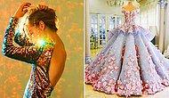 Тест: Если вы выберете понравившиеся платья, мы попробуем угадать ваш рост и возраст