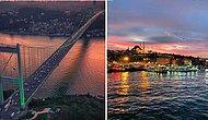 Закаты в таком загадочном и далёком Стамбуле