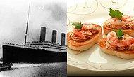 Тест: Заказав еду на «Титанике», вы узнаете, в каком десятилетии должны были жить