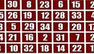 Числовой тест на успех: Выбрав цифру, узнаете, когда вам повезет