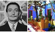 Тест для знатоков искусства и литературы: Какие известные художники/писатели жили в этих домах?