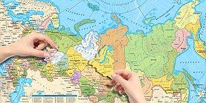 Географический тест, который под силу далеко не каждому человеку, живущему в России