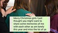 Man Makes A Group Chat With Her Past Girlfriends And Wishes Them Merry Ex-Mas!