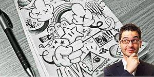 Тест: Что означают ваши рисунки в тетрадях от нечего делать?
