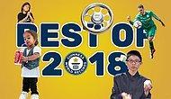 2018 в Книге рекордов Гиннесса: лучшие рекорды ушедшего года