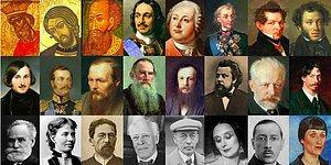Тест: Если вы смогли узнать этих русских исторических деятелей, то у вас как минимум высшее образование