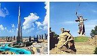 Тест: Что вы знаете о гигантских сооружениях мира?