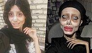 Meet With Woman Who Claimed Had Over 50 Operations To Look Angelina Jolie!