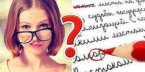 Тест: Хорошо ли вы знаете русский язык? Ваша учительница зря тратила на вас силы, если вы не наберете 11/14