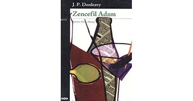 3- J. P. Donleavy - Zencefil Adam