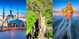 Топ 100 самых красивых мест в России, в которых стоит побывать каждому жителю нашей страны