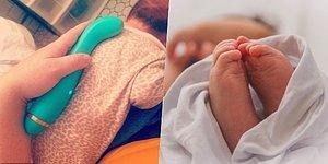 A Mother Uses Vibrator To Ease Her Baby's Chest Congestion And It Will Leave You Slack-Jawed!