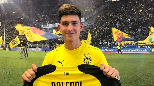 Balerdi ➡️ Borussia Dortmund - [15.5 milyon euro]