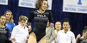 Выступление гимнастки, благодаря которому она получила высший балл и стала известна в Сети
