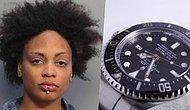 A Woman Hides Four Rolex Watches Worth $108,000 Inside Her Vagina!