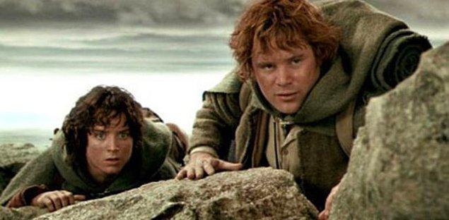 5- Yüzüklerin Efendisi: Yüzük Kardeşliği - IMDb 8,8