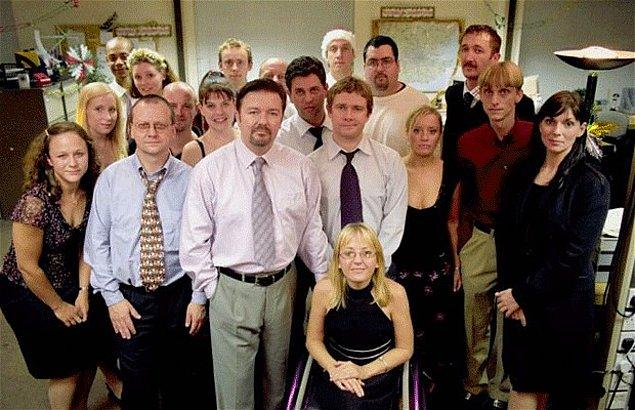 3- The Office - IMDb 8,5