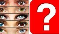 Тест: Какой цвет глаз на самом деле вам подходит?