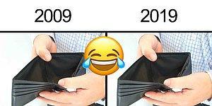Мемы про 10-летку: Что изменилось с 2009 года, а что нет