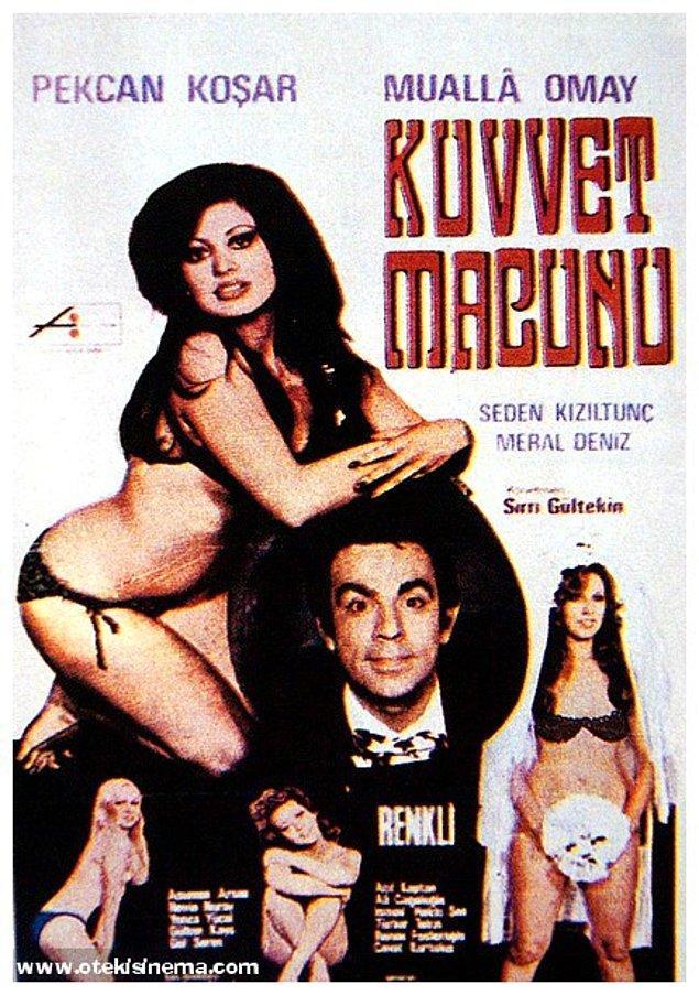 17. Kuvvet Macunu (1975)
