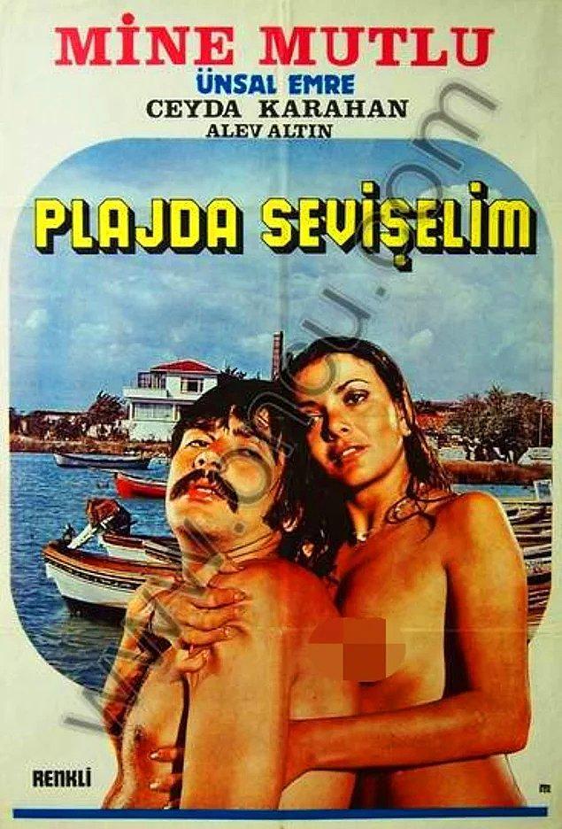 18. Plajda Sevişelim (1975)