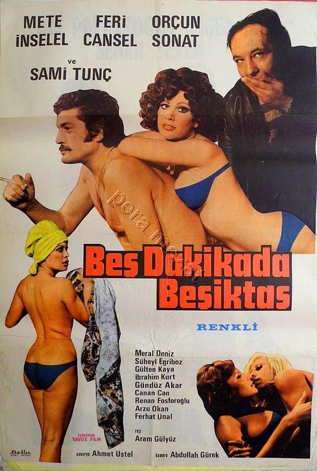 21. Beş Dakikada Beşiktaş (1976)