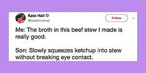 15 Parents' Tweets About Their Dumbest Kids Make You Laugh And Maybe Even Cry!