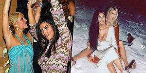 13 Photos Prove That Paris Hilton Is The One Who Made Kim Kardashian Famous!
