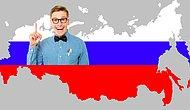 Если пройдёте тест на знание карты России, то можете считать, что не зря учились в школе