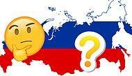 Тест: Хорошо ли вы знаете географию России? Будет стыдно, если не наберете хотя бы 7 из 10