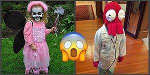 Когда родители креативны, или Самые нелепые детские наряды