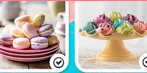 Тест: Вы настоящий сладкоежка, если узнаете все эти десерты