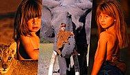 Into The Wild! Story Of The Girl Grew Up In The African Bush Until She Was 10