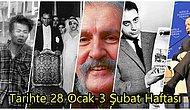 Abdi İpekçi Suikasti, Barış Manço'nun Vefatı, 'One Minute...' Tarihte 28 Ocak-3 Şubat Haftası ve Yaşanan Önemli Olaylar