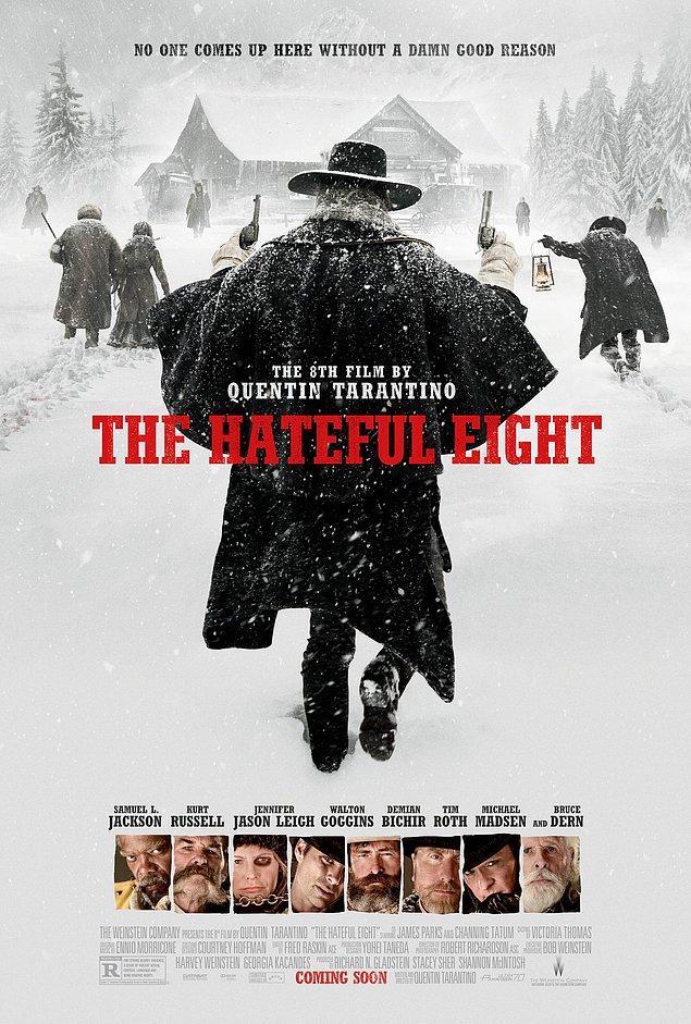 En son 2015 yılında The Hateful Eight filmi ile sevenleriyle buluşan yönetmen,
