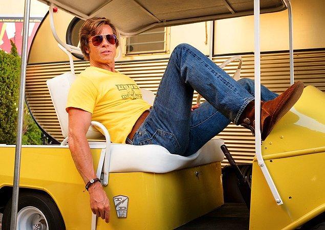 Filmde, Cliff Booth rolünü usta oyuncu Brad Pitt canlandıracak.
