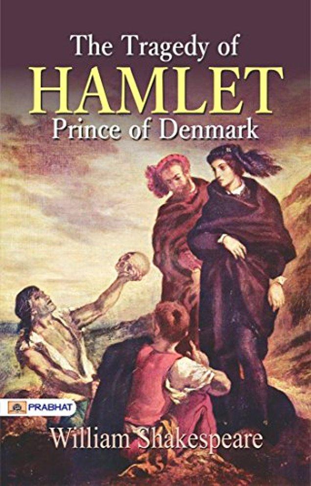 8. Hamlet - William Shakespeare